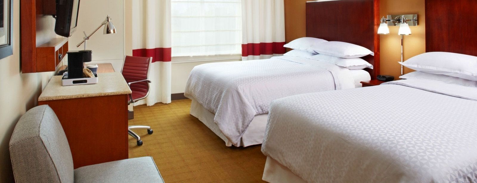 Houston Accommodations - Queen Room